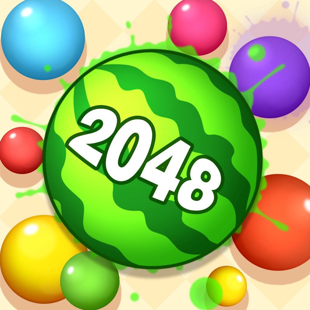 2048球球碰碰碰